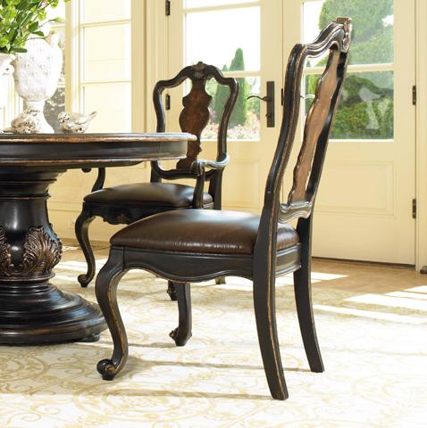 Hooker Furniture - Grandover Splatback Side Chair - 5029-75410
