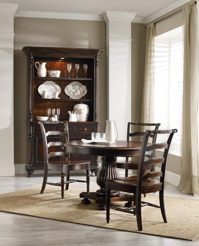 Hooker Furniture - Eastridge Ladderback Side Chair - 5177-75310