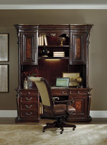 Hooker Furniture - Grand Palais Computer Credenza - 5272-10464