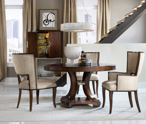 Hooker Furniture - Skyline Upholstered Arm Chair - 5336-75400