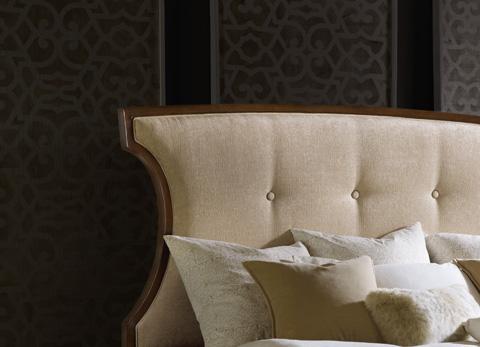 Hooker Furniture - Skyline King Upholstered Panel Bed - 5336-90866