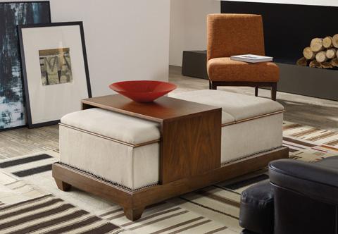 Hooker Furniture - Studio 7H Sybil Rectangle Cocktail Table - 5398-80110