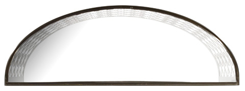 Hooker Furniture - Skyline Demilune Console Table - 5536-80151