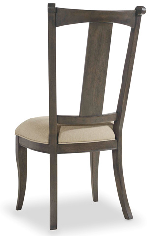 Hooker Furniture - Vintage West Upholstered Splatback Side Chair - 5700-75410
