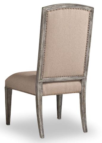Hooker Furniture - True Vintage Upholstered Side Chair - 5701-75410