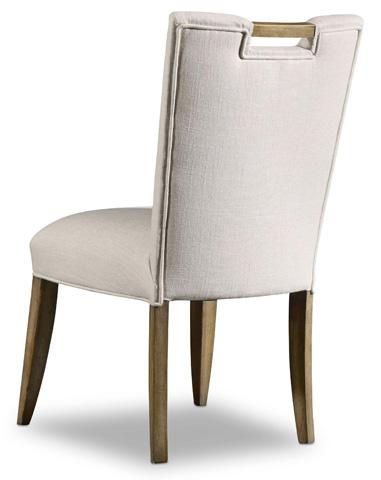 Hooker Furniture - Melange Barrett Upholstered Side Chair - 638-75135