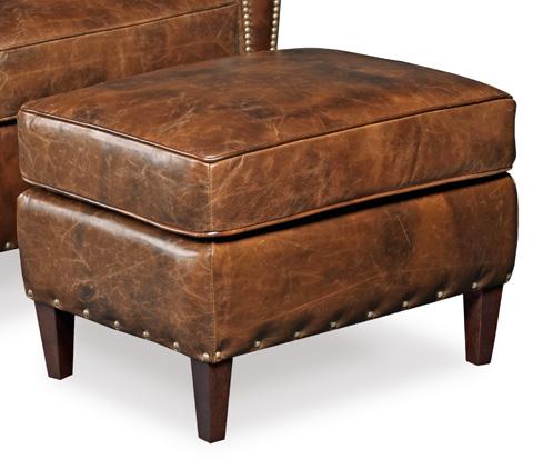 Hooker Furniture - Imperial Empire Ottoman - CC406-OT-088