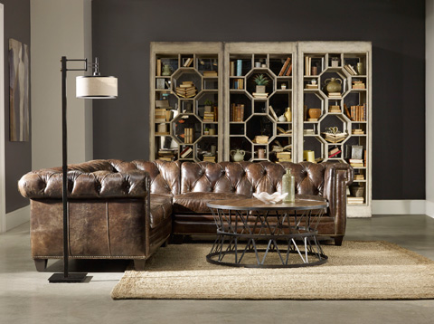 Hooker Furniture - Imperial Regal Stationary Sectional - SS195-SC-089