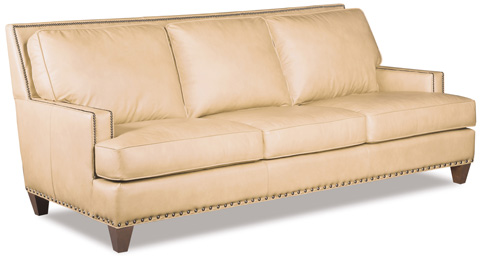 Image of Hester Sofa in Aspen Regis Leather