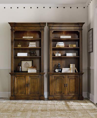 Hooker Furniture - Archivist Bookcase - 5447-10446