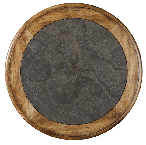 Hooker Furniture - Archivist Round End Table - 5447-80116
