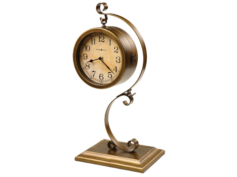 Howard Miller Clock Co. - Jenkins Table Clock - 635-155