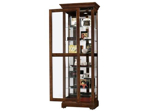 Howard Miller Clock Co. - Martindale Display Cabinet - 680-469