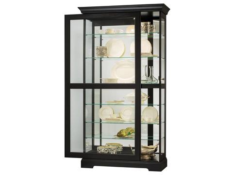 Howard Miller Clock Co. - Tyler II Display Cabinet - 680-538