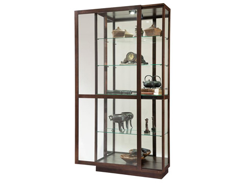 Howard Miller Clock Co. - Jayden Display Cabinet - 680-575