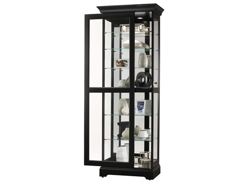Howard Miller Clock Co. - Martindale III Display Cabinet - 680-578