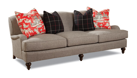 Huntington House - Three Cushion Sofa - 7209-20