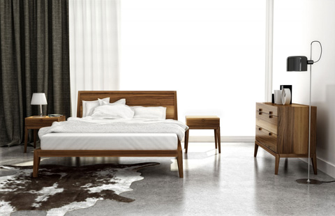 Huppe - Six Drawer Dresser - 002135