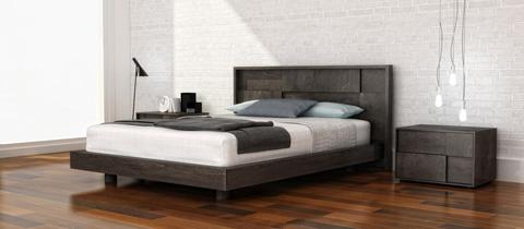 Huppe - Queen Panel Bed - 004160-BED