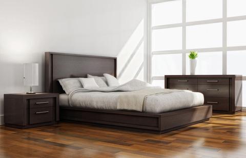 Huppe - King Platform Bed - 005653-BED