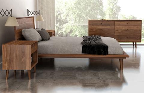 Huppe - Queen Bed - 009720/009749