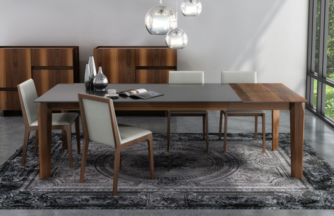 Huppe - Rectangular Dining Table - 05089E/05089B