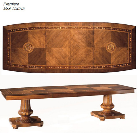 Hurtado - Dining Table - 204014