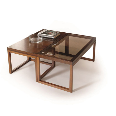 Hurtado - Square Cocktail Table - 204933