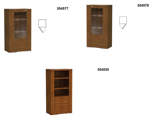 Hurtado - Display Cabinet - 304530