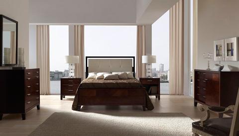 Hurtado - Bed-Upholstered - 3K3975-6