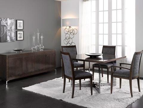 Hurtado - Square Dining Table - CT0011