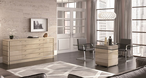 Hurtado - Credenza with Drawers - MN2003