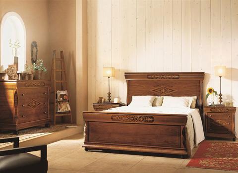 Hurtado - King Bed - 3K2745