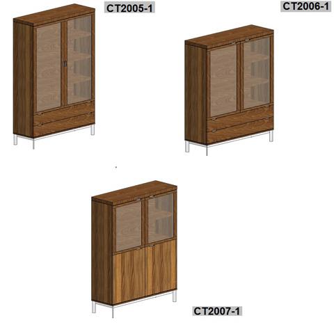 Hurtado - Display Cabinet - CT2005-1