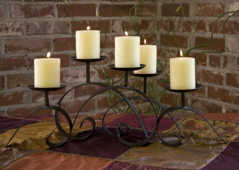 IMAX Worldwide Home - Candleholder - 10531
