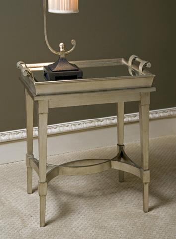 IMAX Worldwide Home - Luna Tray Top Table - 33020