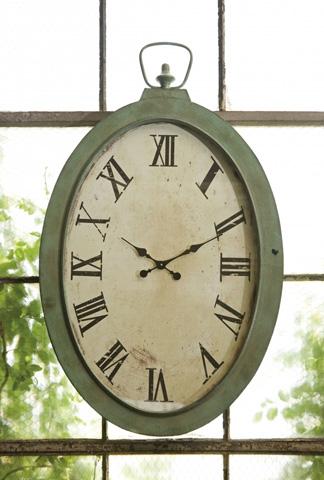 IMAX Worldwide Home - Noran Oversized Wall Clock - 47330
