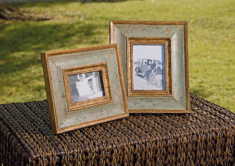 IMAX Worldwide Home - Bela Wood Photo Frame - 5 x 7 - 5526