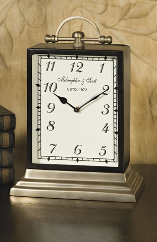 IMAX Worldwide Home - Ford Oversized Desk Clock - 60096