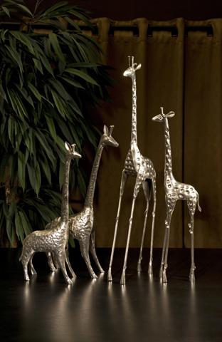 IMAX Worldwide Home - Safari Giraffe Herd - Set of 4 - 60960-4