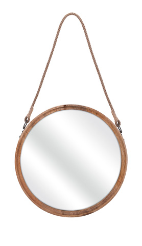 IMAX Worldwide Home - Senga Large Wood Mirror - 71809