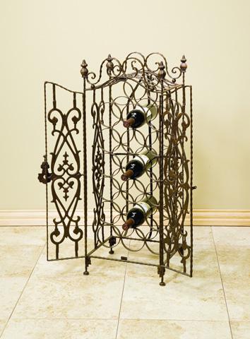 IMAX Worldwide Home - Wine Cabinet - 7756