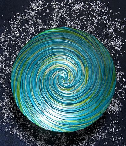 IMAX Worldwide Home - Aria Glass Bowl - 83117