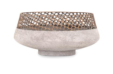 IMAX Worldwide Home - Rowan Metal Bowl - 83627