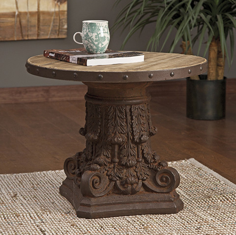 IMAX Worldwide Home - Gonzalez Side Table - 74119