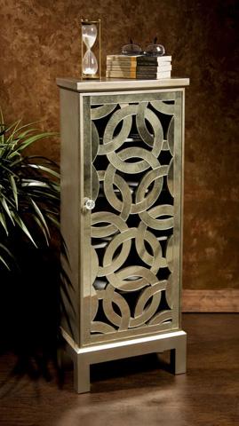 IMAX Worldwide Home - Lorella Mirror Front Cabinet - 87257