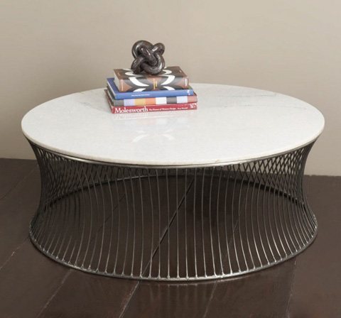 Interlude Home - Pinera Cocktail Table - 129017