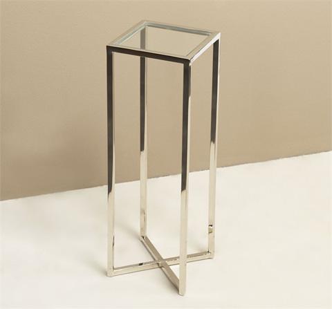Interlude Home - Zander Square Drink Table - 129076