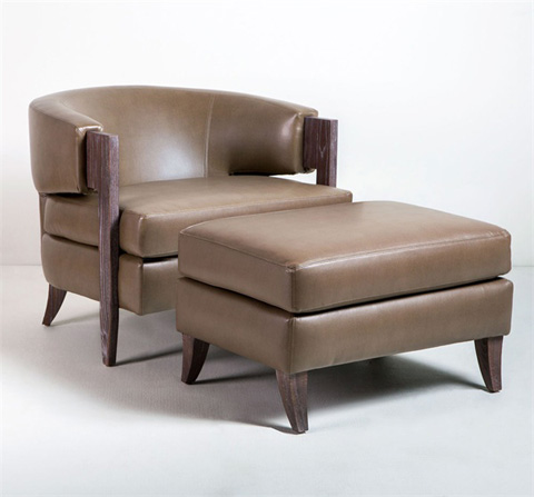 Interlude Home - Kelsey Chair - 145055