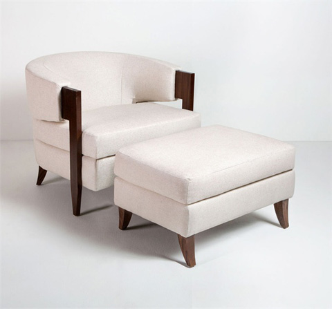 Interlude Home - Kelsey Chair - 145056